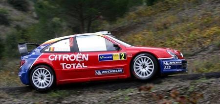 ¿Volverá François Duval al Mundial de Rallyes?