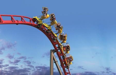 Axis Roller Coaster 3