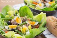 Receta de ensalada Niçoise