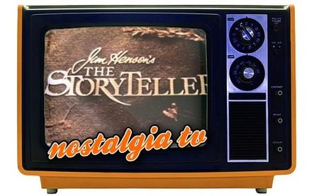 'El Cuentacuentos', Nostalgia TV
