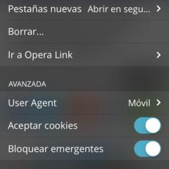 Foto 5 de 10 de la galería opera-mini-8-para-iphone en Applesfera