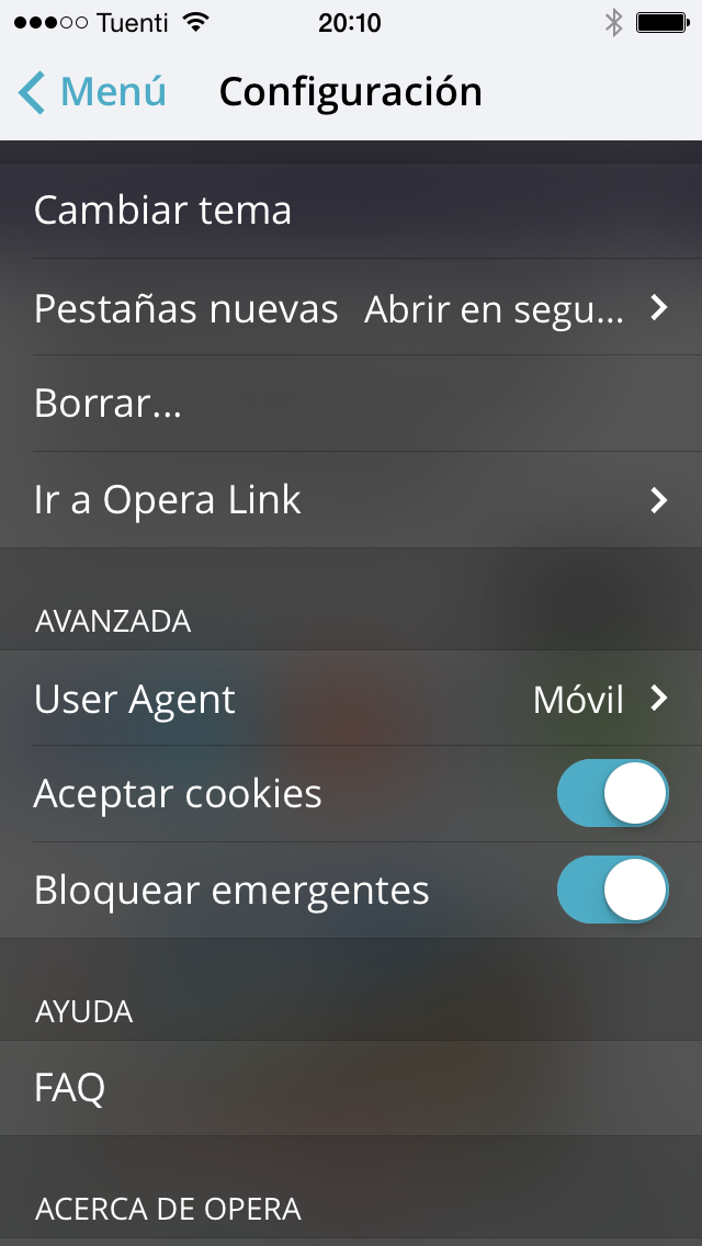 Foto de Opera Mini 8 para iPhone (5/10)