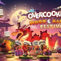 Overcooked! 2 celebra la llegada del otoño con nuevos niveles gracias a la actualización gratuita Moon Harvest Festival