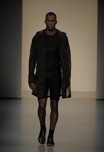 Calvin Klein, Primavera-Verano 2010 en la Semana de la Moda de Milán
