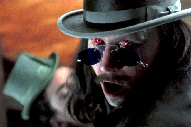 Gary Oldman en una escena de Drácula de Bram Stoker