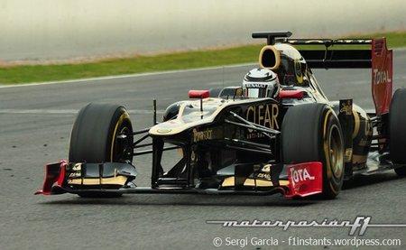 Kimi Raikkonen se reafirma con el mejor tiempo en la última mañana de pruebas en Barcelona