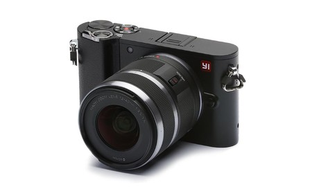 Comprar una cámara micro 4/3 sin espejo como la Yi M1, hoy en Amazon sólo cuesta 209,99 euros