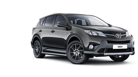 Opciones de personalización para el Toyota RAV4: más estilo, más RAV, más SUV