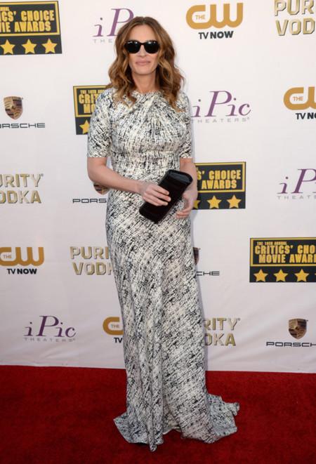 Julia Roberts Mejores Critics Choice Awards 2014
