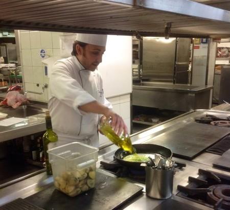 Día del Padre Gourmet en el Hotel InterContinental de la mano del equipo de José Luque