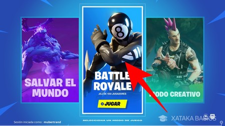 Entra En Battle Royale