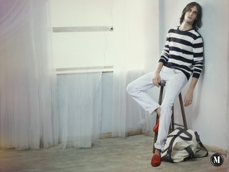 He by Mango, colección Primavera-Verano 2009, pantalones