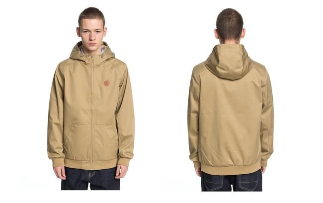 Tenemos la chaqueta impermeable DC Shoes Ellis Light 3 por 39,98 euros en eBay