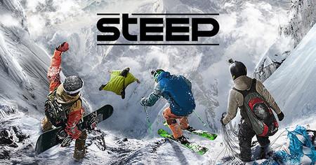 El fin de semana Steep podrá jugarse de manera gratuita y tendrá descuento por tiempo limitado