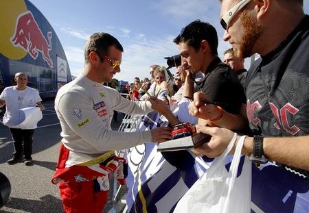 Sébastien Loeb se centrará en los GT la próxima temporada