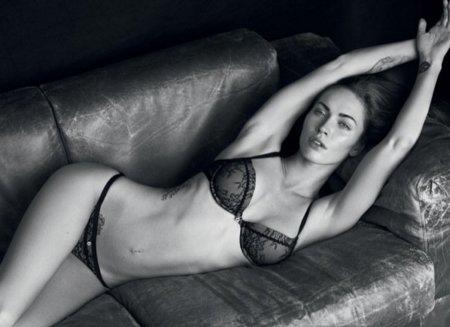 Megan Fox para Emporio Armani, nuevas imágenes campaña Primavera-Verano 2011
