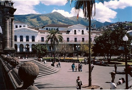 Plaza de la Independencia de Quito