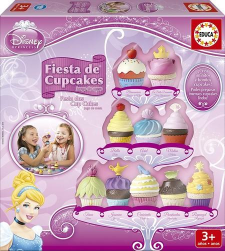 fiesta de cupcakes