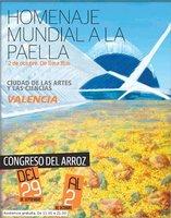 Congreso mundial del arroz en Valencia