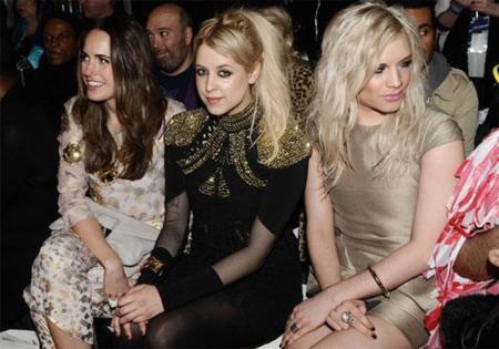 Front-row Semana Moda Londres FW10