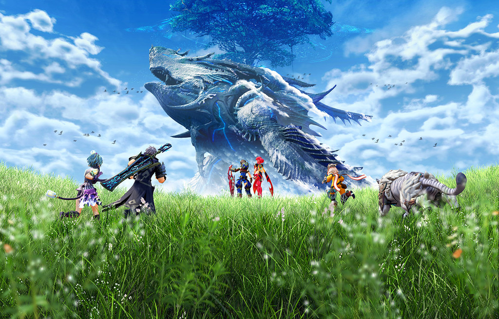 Xenoblade Chronicles 2 Cabecera