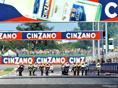 Lista provisional de pilotos de MotoGP para el 2010