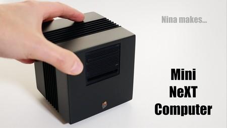 Ya puedes tener tu propia réplica de un NeXT Computer con esta carcasa para Raspberry Pi