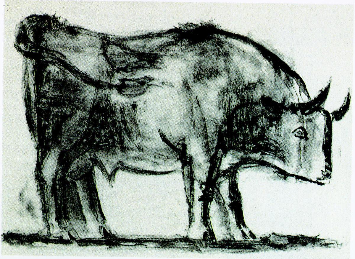 Foto de Toro de Picasso (1/11)