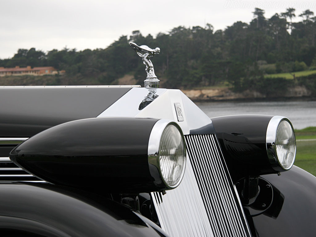 Foto de Rolls-Royce Phantom I Aerodynamic Coupe (13/14)