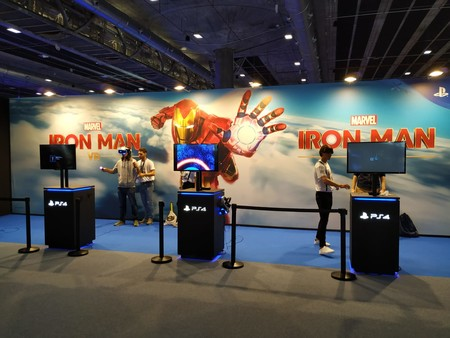 Madrid Games Week - Iron Man VR