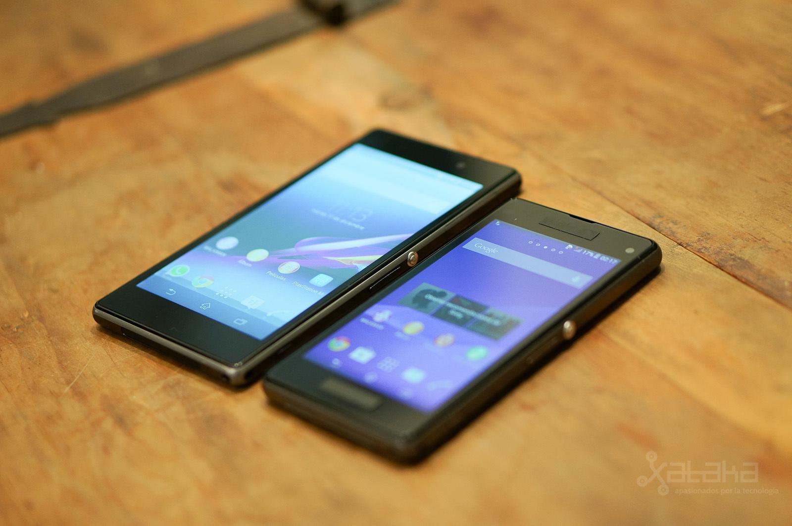 Foto de Sony Xperia Z1 Compact, lanzamiento (12/17)