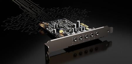 Creative mantiene vivas las tarjetas de sonido para PC: la Sound Blaster Audigy FX V2 llega con diseño modular y hasta 7.1 canales