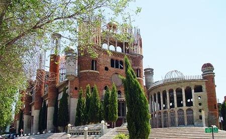La 'Catedral' de Mejorada del Campo (Madrid)