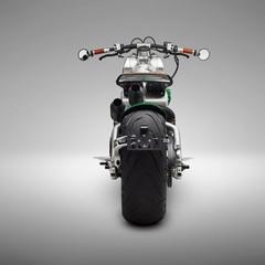 Foto 2 de 6 de la galería curtiss-warhawk-limited-edition-2018 en Motorpasion Moto