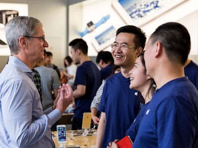 ¿Por que pierde mercado Apple en China? Según el CEO de Oppo no han sabido adaptarse