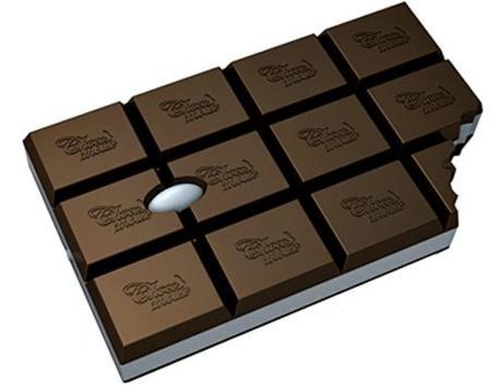 Ratón de chocolate... para golosos