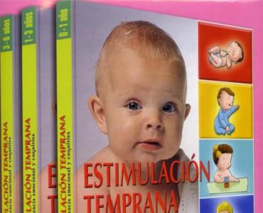 """Libros: """"Estimulación temprana. Inteligencia emocional y cognitiva"""""""