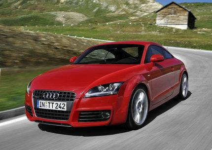 La gama Audi TT arranca desde 30.650 euros con el 1.8 TFSI de 160 CV