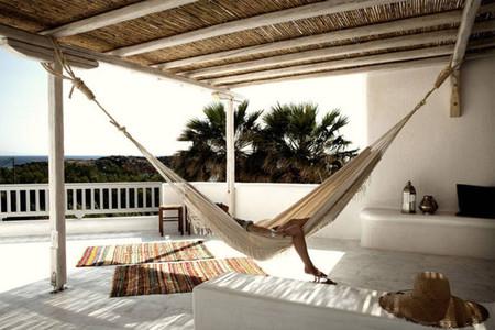 Un espectacular hotel en Mykonos