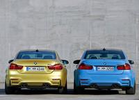 BMW M4 y M3