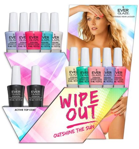 China Glaze Wipe Out Summer 2016 Collection