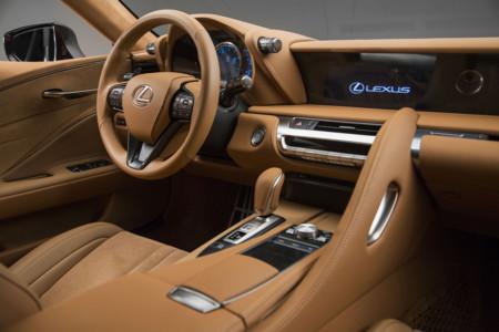 Lexus Lc 500 22