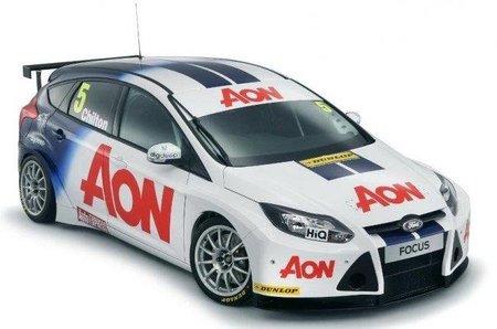 El Team AON desvela el nombre de sus pilotos