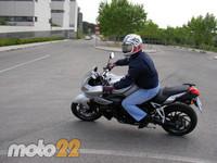 Prueba de la BMW K1200R Sport (2/4)