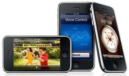 iPhone 3G S para dueños de iPhone 3G, condiciones de Movistar para el cambio