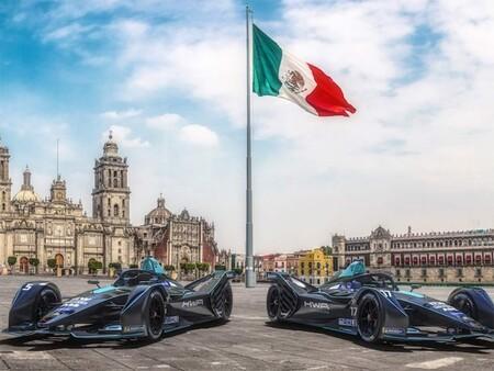 Mexico Formula E 2019