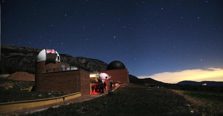 Observatorio Montsec