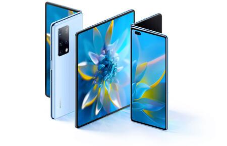 Huawei Mate X2: Huawei sigue perdiendo la guerra de tener Google pero quiere ganar la de mejor móvil plegable con el máximo zoom óptico