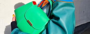 Dicen que el verde es el color de la esperanza pero también es el favorito para los bolsos de esta primavera 2021