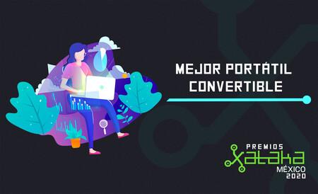 Mejor portátil convertible, vota por tu favorito en los Premios Xataka México 2020